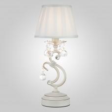 12075/1T белый Strotskis настольная лампа