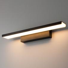 Sankara LED черная (MRL LED 16W 1009 IP20)
